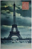 PARIS Tour Eiffel - Parigi By Night