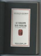 Livre De Erckmann-chatrian  Le Cabaliste Hans Weinland Et Autres Contes - Fantastici
