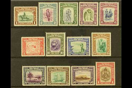 1939 Pictorial Definitives Set To $1, SG 303/15, Very Fine Mint. Fresh And Attractive! (13 Stamps) For More Images, Plea - North Borneo (...-1963)