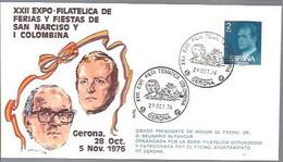 MATASELLOS 1976   GIRONA - 1971-80 Storia Postale