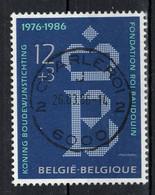 BELGIE: COB 2204  Mooi Gestempeld. - Oblitérés