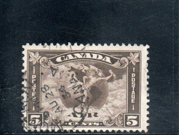 CANADA 1930 O - Used Stamps