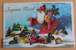 Joyeux Noel - - Santa Claus