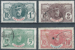 Senegal,France(old Colonies And Protectorates)1906 General Louis Faidherbe,Oblitérée - Used Stamps