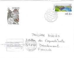 ESPAGNE RIELLS VIABREA, CACHET ROND 2011, VIGNETTE EXPOFIL 2002 PINEDA DE MAR, VIGNETTE CHICO MONTILLA, FLAMME BARCELONA - 2011-... Lettere