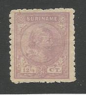 24688) Netherlands Surinam 1892 Mint No Gum Forgery - Surinam