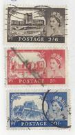 24770) GB UK 1959 ER Watermark - Used Stamps