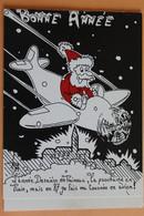Bonne Année - Santa Claus