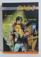 I100660 DAGO I Monografici N. 41 - L'erede / Il Mostro - Altri