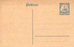 MiNr.P1 DSW Blanc - Colony: German South West Africa