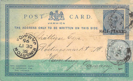 Canada Post Card One Cent 1879 AKS - Covers & Documents