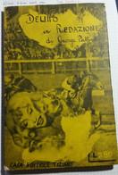 DELITTO IN REDAZIONE - GEORGE PATTERSON - TIZIANO - 1950 - M - Gialli, Polizieschi E Thriller