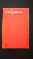 L'indignazione - Salvatore Fava,  1995,  Libroitaliano - P - Poesie