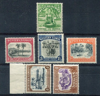 Samoa      121/125 ** + 127 ** - Samoa