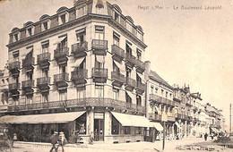 Heist - Heyst - Boulevard Léopold (animée Grand Hôtel De L'Univers Star De Graeve) - Heist