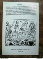 Éditions Originales Et Livres Illustrés Modernes - Drouot-Richelieu/Juillet 1991 - Arte