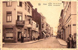 Heist - Heyst - Rue Du Kursaal (animée Nels) - Heist