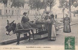 CASTELJALOUX  JARDINIERE - Casteljaloux