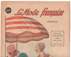 La Mode Française 1927 Au Polo De Deauville - 1900 - 1949