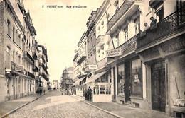 Heist - Heyst - Rue Des Dunes (animée Café Hôtel De L'Avenir, Edit. Henri Damster) - Heist