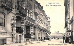 Heist - Heyst - Rue Prince-Albert (animée Edit. Daix Photographie Marco Marcovici 1907) - Heist