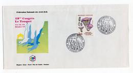1987 Fédération Nationale Des ASCEE (Association Sportive Culturelle Et D'Entraide) Congrès Le Touquet 67 - Non Classificati