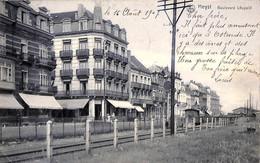 Heist - Heyst - Boulevard Léopold (Nels  1907) - Heist