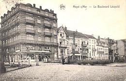 Heist - Heyst - Boulevard Léopold (Star Grand Hôtel Du Phare 1922) - Heist