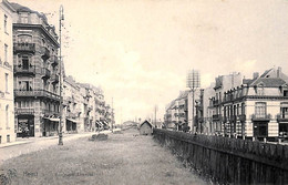 Heist - Heyst - Boulevard Léopold (pharmacie Nels 1913) - Heist