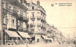 Heist - Heyst - Boulevard Léopold (animée Phob) - Heist