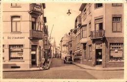 Heist - Heyst - La Rue De L'Eglise Kerkstraat (Edit Uitg. Devos Oldtimer) - Heist