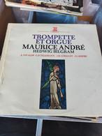 Trompette Et Orgue. Maurice André.33T - Classica