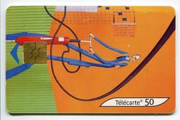 Telecarte 50u °_ 1282B-Métiers1.Marteaux-Gem2-09.03- R/V 2762 Haut - 50 Unità