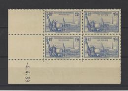 FRANCE. YT Coins Datés  N° 426  Neuf **   1939 - 1930-1939