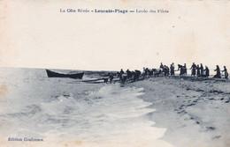 DEP11   LEUCATE PLAGE Levee Des Filets - Non Classés