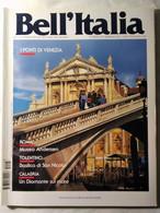 Bell'italia 178 2001 Boccioni Balla Napoli Ponti Venezia Tasso Roma Villa Helene Cento Tolentino San Nicola Val Formazza - Arte, Design, Decorazione
