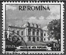 ROMANIA 1955: YT 1396 / Mi 1521 - Gebraucht