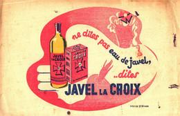 Pm J C/Buvard Javel La Croix  (N= 2) 10/10 - Papierwaren