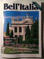 Bell'italia 190 2002 Lunigiana Girolamini Comacchio Laterano Cerri Artusi Giacalone Sislev Borromini Mezzojuso Di Tacco - Arte, Design, Decorazione