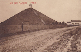 WATERLOO - La Pyramide - Waterloo
