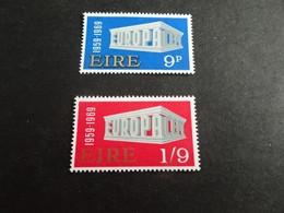 EU1790 - Set MNh Ireland  1969 - CEPT - Europa - Nuovi
