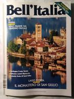 Bell'italia 192 2002 D'orta San Giulio Giardino Ducale Costa Verde Mareccio Sant'alfio Caprarola Vignola Farnese Spoerri - Arte, Design, Decorazione