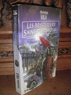 VILA / LES MYSTERES DE SAINT PETERSBOURG - Fantastici