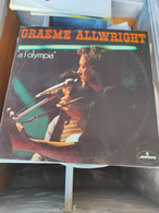 """Graeme Allwright 33t. LP """"à L'Olympia"""" - Disco, Pop"""