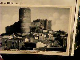 SALEMI (TRAPANI) LA TORRE NORMANNA DOVE GARIBALDI SVENTOLO IL TRICOLORE  VB1940 IG10489 - Trapani