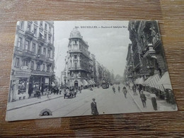 Bruxelles Boulevard Adolphe Max - Corsi