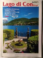 Bell'italia 74 2002 Lago Como Lario Alta Brianza Teodolinda Maestro Martino Como Villa Carlotta Tremezzo Monti Lariani - Arte, Design, Decorazione