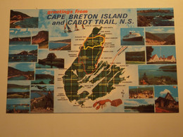 CPA Canada Nouvelle Ecosse Cape Breton Tartan - Cape Breton