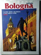 Bell'italia 73 2002 Bologna Fiera District Kenzo Tange Lucarelli Piazza Maggiore Osterie Santo Stefano Teatro Anatomico - Arte, Design, Decorazione