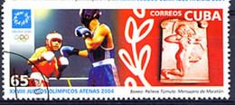 CUBA -  Boxe - Jeux Olympiques D'été 2004 - Athènes - Zomer 2004: Athene
